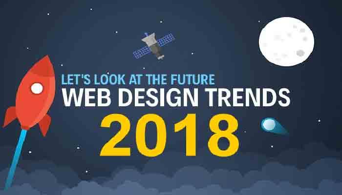 بهترین طرح های وبسایت در سال 2018
