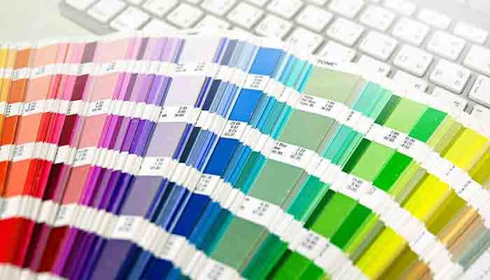 نحوه انتخاب رنگ مناسب برای وبسایت