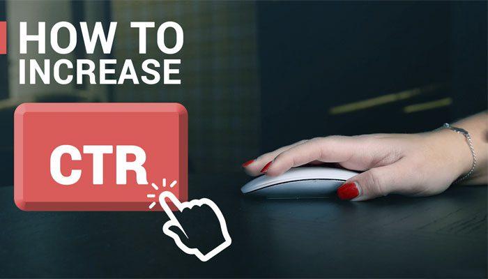 چگونه CTR سایت خود را افزایش دهیم