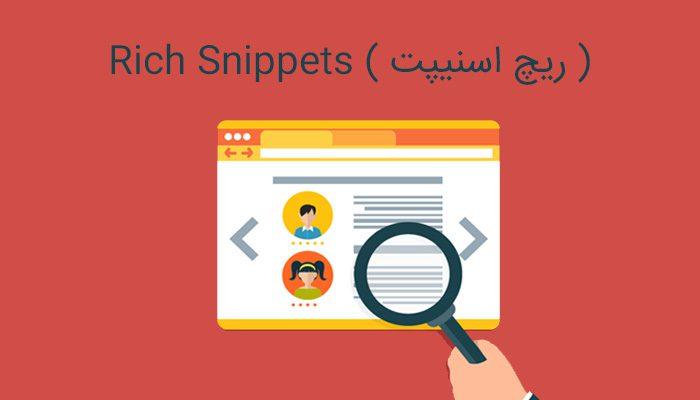 Rich Snippets ( ریچ اسنیپت )