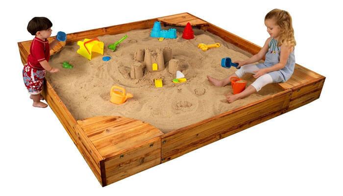 معنی لغوی سند باکس (sand box) چیست