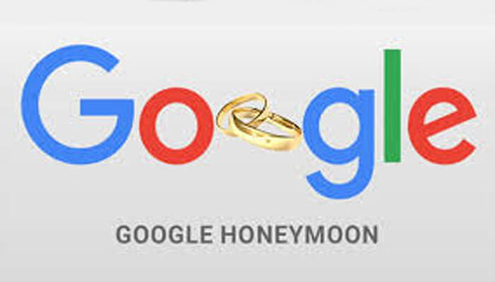 ماه عسل گوگل چیست؟