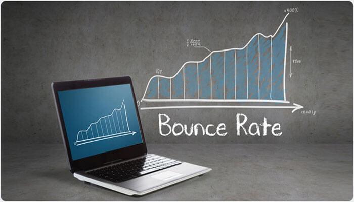 نرخ Bounce Rate