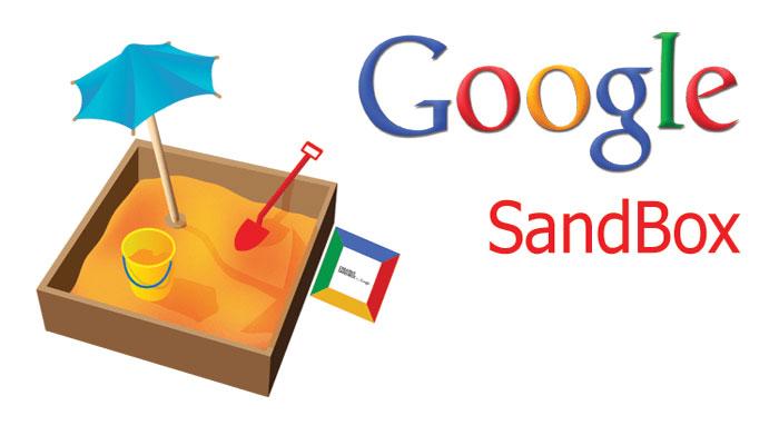 سند باکس ( sand box ) گوگل و ماه عسل گوگل چیست ؟