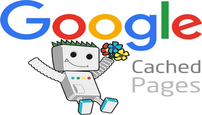 مشاهده کش از صفحه نتایج گوگل