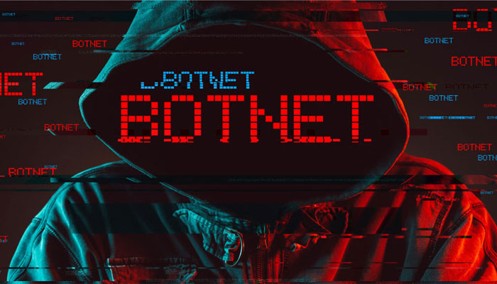 بدافزار Botnet