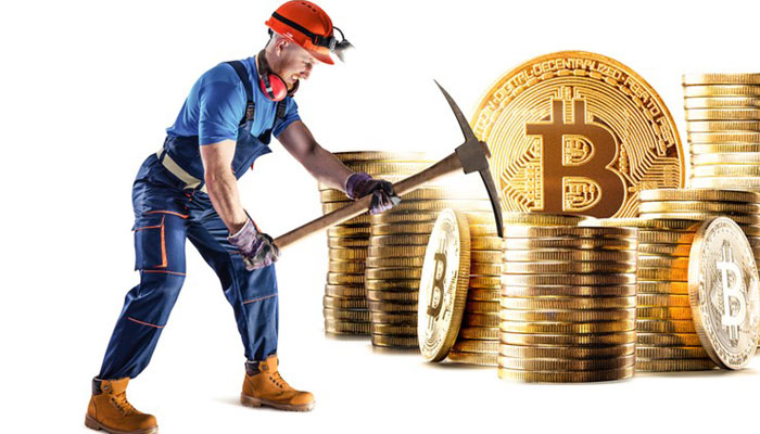 Cryptocurrency Miner