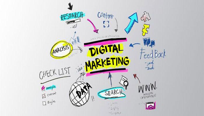 تعریف بازاریابی دیجیتال یا دیجیتال مارکتینگ
