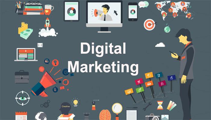 دیجیتال مارکتینگ یا بازاریابی دیجیتال چیست ؟