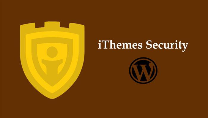 افزونه های امنیتی و IThemes Security
